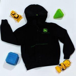 John Deere Sweatshirt, Size XS